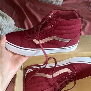 I have brand new vans perfect gift